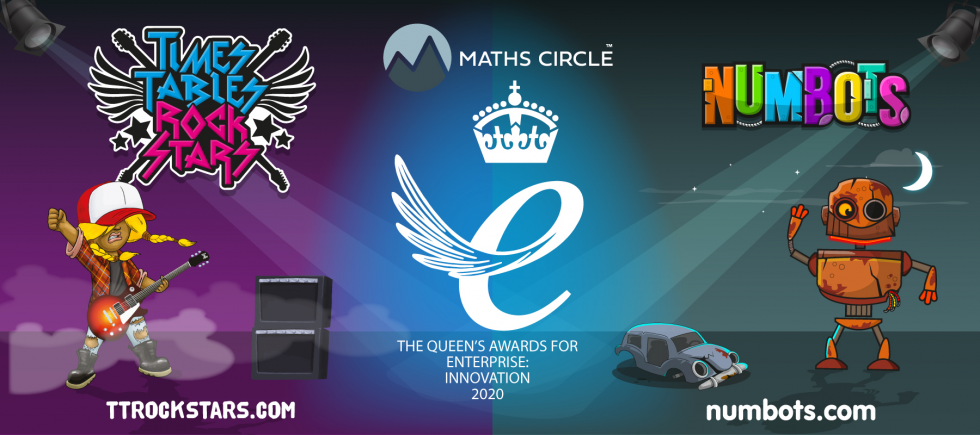 We officially rock! We are happy to announce that we have won The Queen's Award for Enterprise for Innovation 2020!